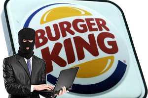 Развод с приложением Бургер Кинг