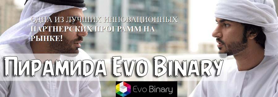 Пирамида Evobinary.com