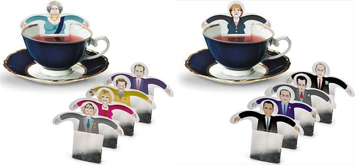 """Бизнес идея """"Чай с политиками"""""""