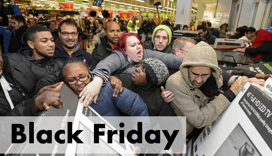 Черная пятница - обман мирового масштаба