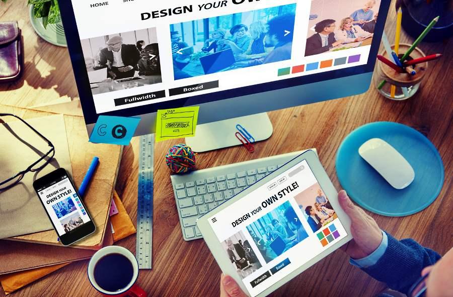 Создание сайта, блога